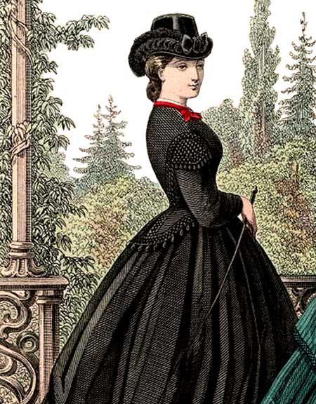 victorian riding clothing
