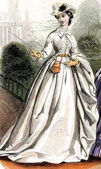 victorian riding costume