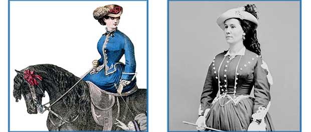 Victorian Riding Habits Victoriana Magazine