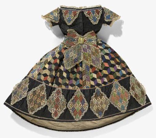 victorian dolls dress