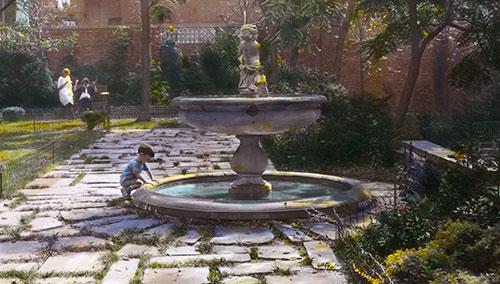 Townhouse City Garden