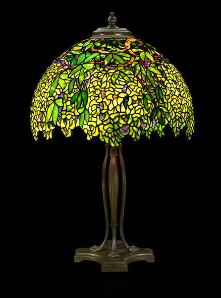 Works By Louis Comfort Tiffany Victoriana Magazine