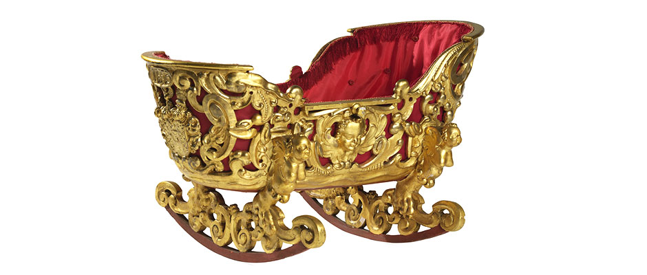 princess alice cradle