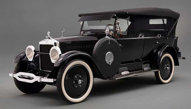 Roaring Twenties Automobile