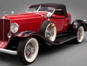 1932 Auburn Vintage Automobile