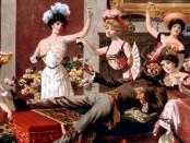 victorian drinking