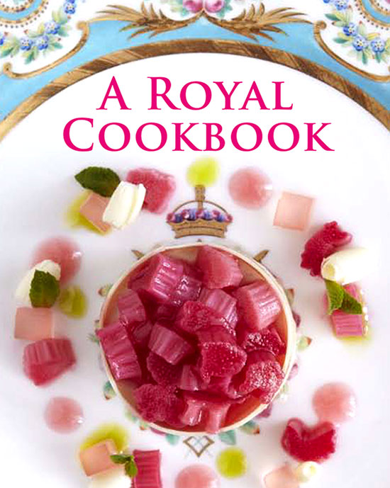 A Royal Cookbook: Seasonal recipes from Buckingham Palace. [Image credit: Royal Collection Trust / (C) Her Majesty Queen Elizabeth II 2014]