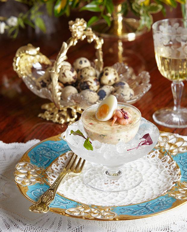 Eggs Drumkilbo. [Image credit: Royal Collection Trust / (C) Her Majesty Queen Elizabeth II 2014]