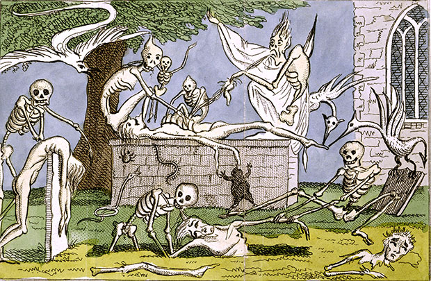 Tales of Terror, Matthew Lewis, published 1808 (c) Photography (c) British Library Board