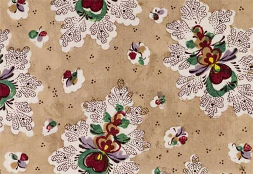 antique fabric