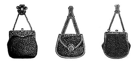 chatelaine purses