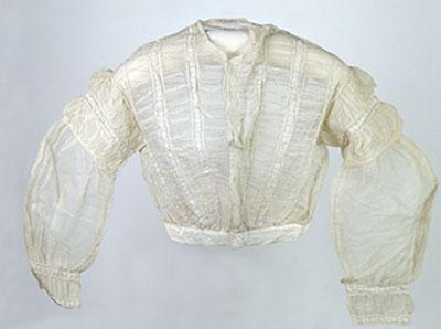 1860s Blouse
