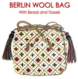 Berlin Wool Purse