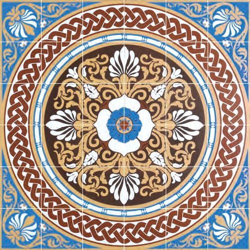 Victorian Tiles PHOTOS Victoriana Magazine