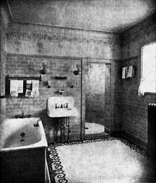 Super Vintage Bathroom Design Vintage Bathroom Tile Design Largest Home Design Picture Inspirations Pitcheantrous