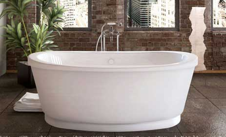 Vintage Bath and Tub