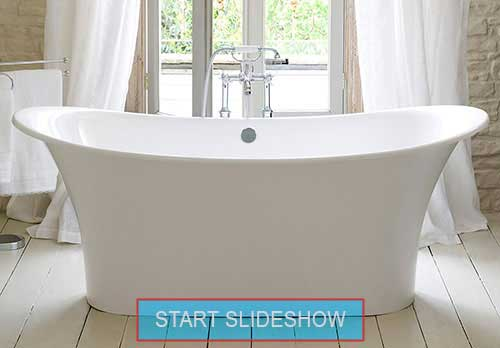 Vintage Bath And Tub Design By Victoria Albert Is A Freestanding Clic Toulouse Double