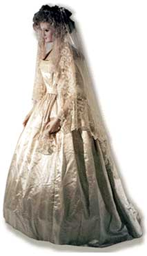 Simple Victorian Wedding Dresses